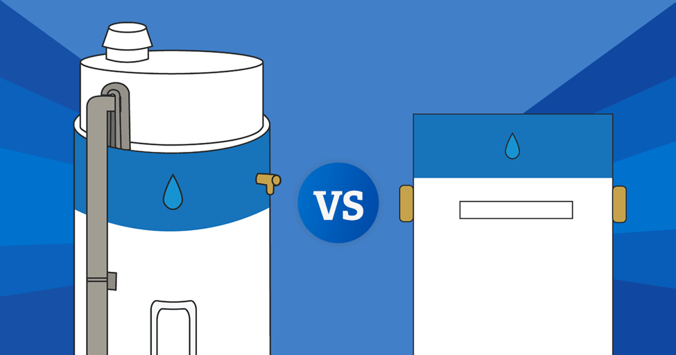 Electric Vs GAS Tankless Water Heaters